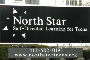 North Star sign