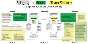 bringing the social poster