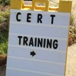 Serve DC exercises Community Emergency Response Team Members