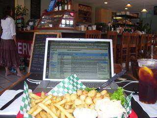 my station at the Beach Rose Cafe.JPG.jpg